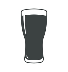 Beer glass icon iweb sign symbol logo label vector