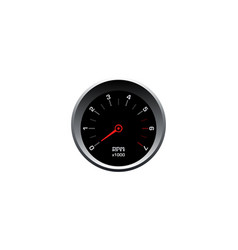 cars tachometer design vector image