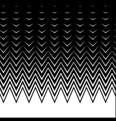 Sharp edgy zig zag lines abstract background vector