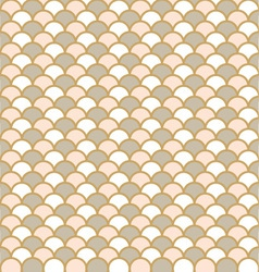 Circles Background Pattern vector image