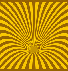 Curved ray burst background - graphic vector