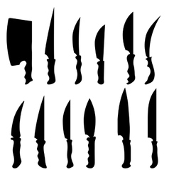 Knives vector image