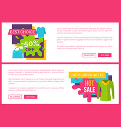 best choice 50 off price premium quality hot sale vector image