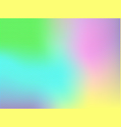 color gradients background with little dots vector image