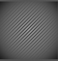 dark grey background pattern with slanting lines vector image