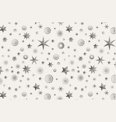 Glamour grey seamless texture background with vector