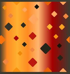 Gradient diamond pattern seamless vector