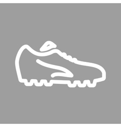 Football Shoes vector image vector image