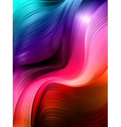 abstract geometric gradient background dynamic vector image