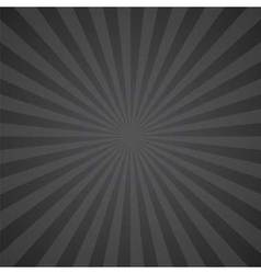 Black and gray color burst background vector