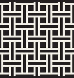 Seamless pattern decorative geometric vector