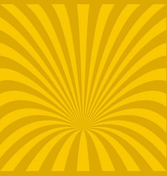 Curved ray burst background vector