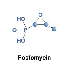 Fosfomycin phosphomycin or phosphonomycin vector