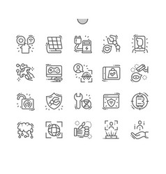 Future industry well-crafted pixel perfect vector