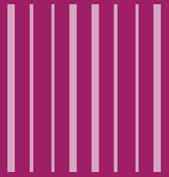 vertical pink stripes seamless print vector image