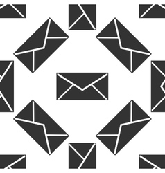 Envelope icon pattern vector image