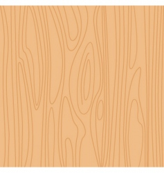 Natural wood background vector
