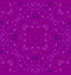 purple seamless abstract curved triangle vector image