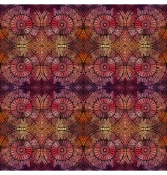 Abstract ethnic seamless pattern vector