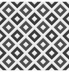 Dark geometric seamless pattern vector image
