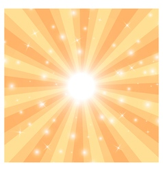 Sun ray3 vector