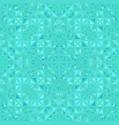 Turquoise abstract repeating curved shape vector