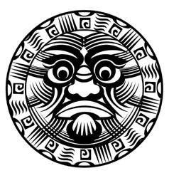polynesian tattoo vector image vector image