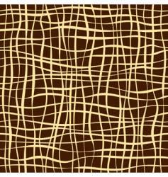seamless woven vector image