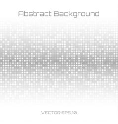 Abstract Dark Gray Technology Cover Background vector image