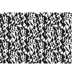 Abstract styled snake scales animal skin seamless vector