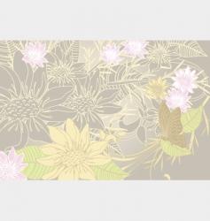 pattern pastel vector image