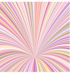 abstract 3d ray background - graphic from vector image