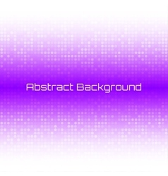 Abstract Bright Violet Technology Business Cover vector image