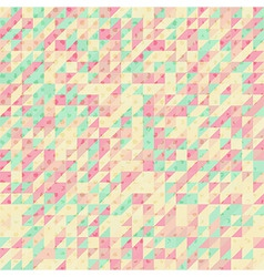 Polygonal abstract modern background vector image vector image