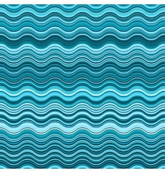 Blue striped background vector