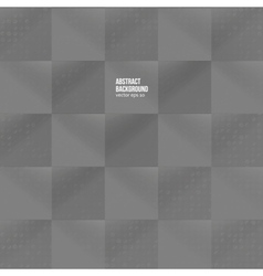 Abstract background Squares dark vector image