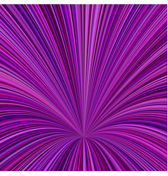 curved ray burst background - graphic design from vector image vector image