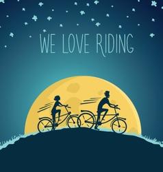 Night cycling vector