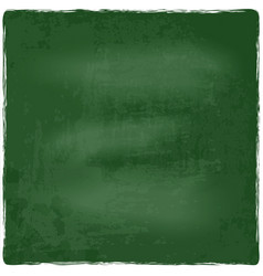 Green chalkboard blackboard vector