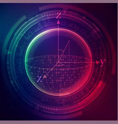 Quantum computing vector