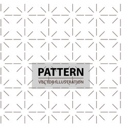 seamless linear pattern with thin lines abstract vector image