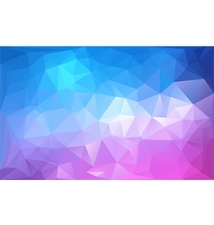 BluePink vector image vector image