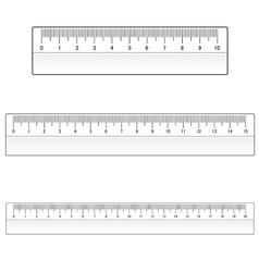 Straightedge set vector