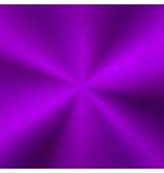 Violet Technology Metal Background vector image