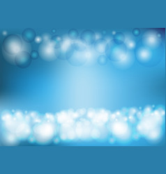 Circular light blue background vector