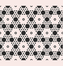 hexagon pattern honeycomb pattern octagon vector image