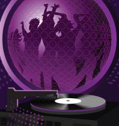 people dance vector image