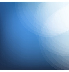Dark Blue Background With Line vector image vector image