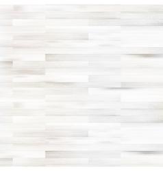 White wooden parquet flooring EPS10 vector image vector image