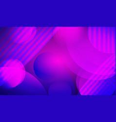 Futuristic duotone background vector